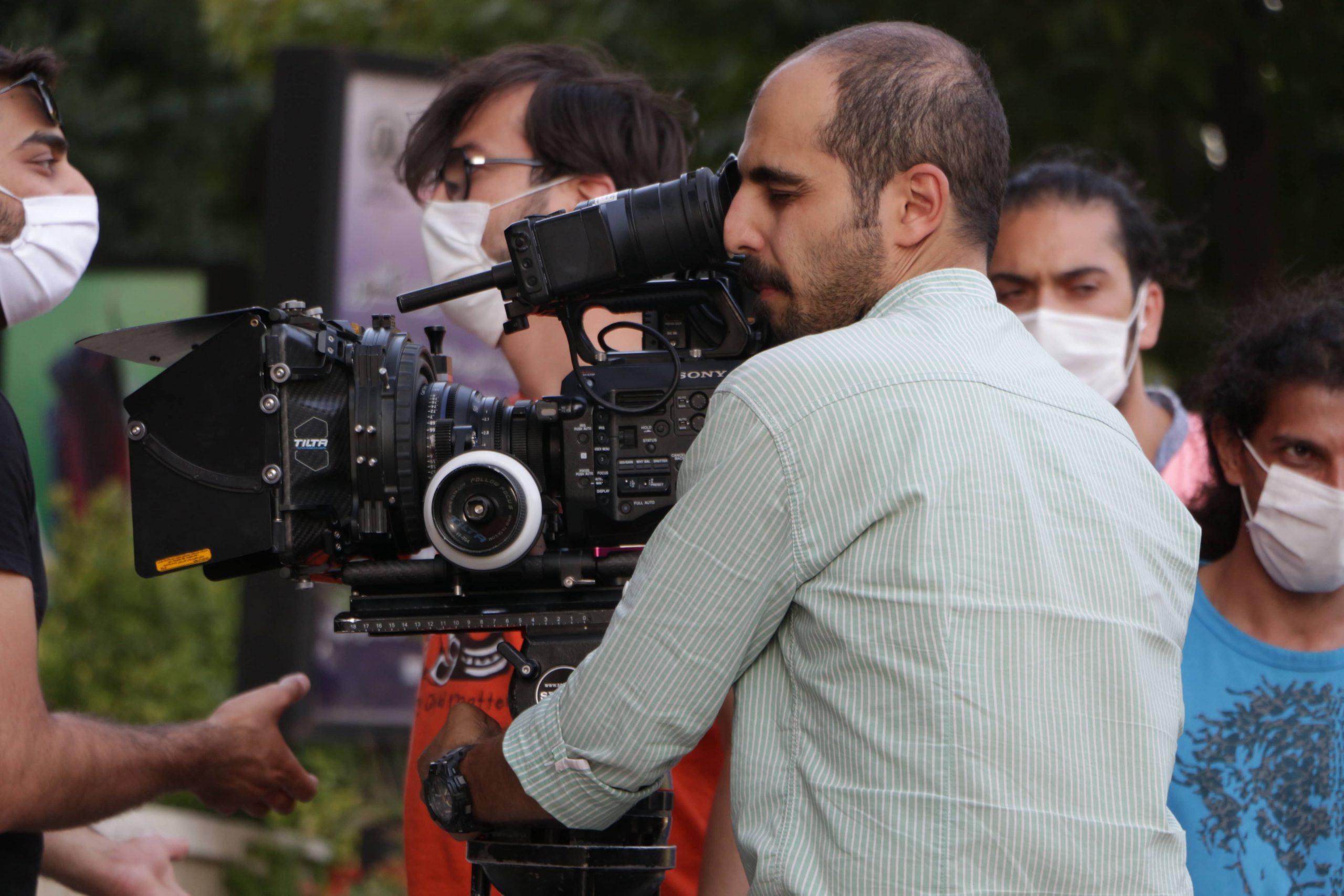"""Behind the scenes """"Maede"""" Short Film"""