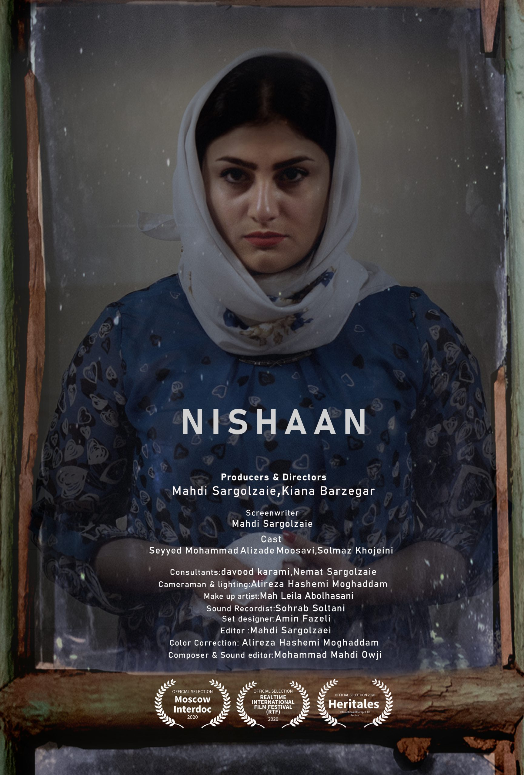 Nishan Poster Film